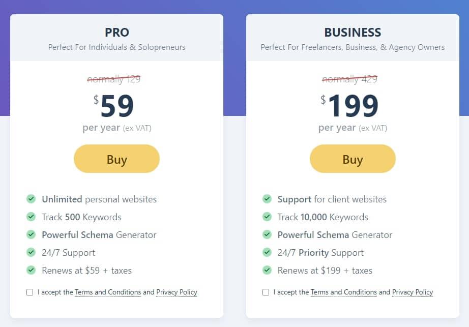 WordPress Rank Math PROプラグイン有料版