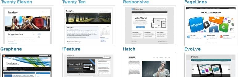하나의 워드프레스 사이트에 여러 개의 테마 사용하기 - Multiple Themes 플러그인