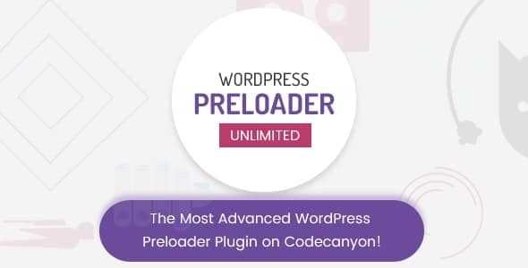 WordPress WordPress Preloader Unlimitedプリローダーのプラグイン