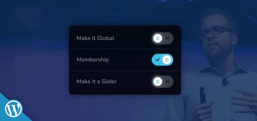 WordPress用Brizyページビルダー無料会員機能を追加