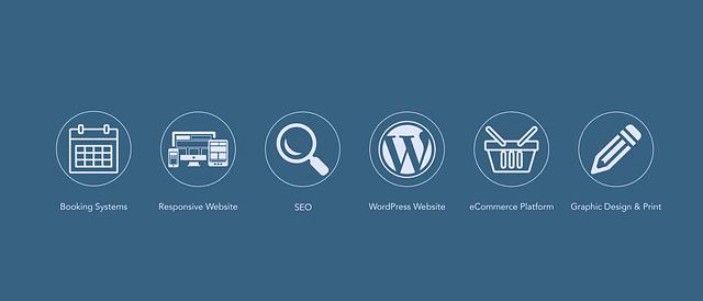 WordPress フッター領域の列数を調整する