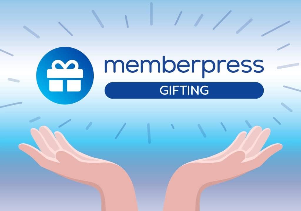 워드프레스 MemberPress 플러그인: 멤버십 선물 보내기 기능 추가