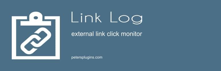 워드프레스 외부 링크 클릭 모니터링 플러그인 - Link Log