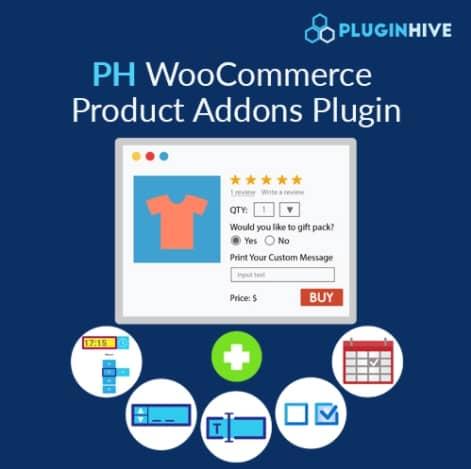 PH WooCommerce Product Addonsプラグインで WooCommerce カスタマイズ商品販売
