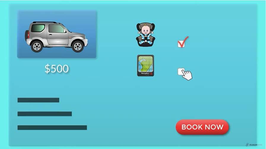 WooCommerce 商品アドオンプラグイン