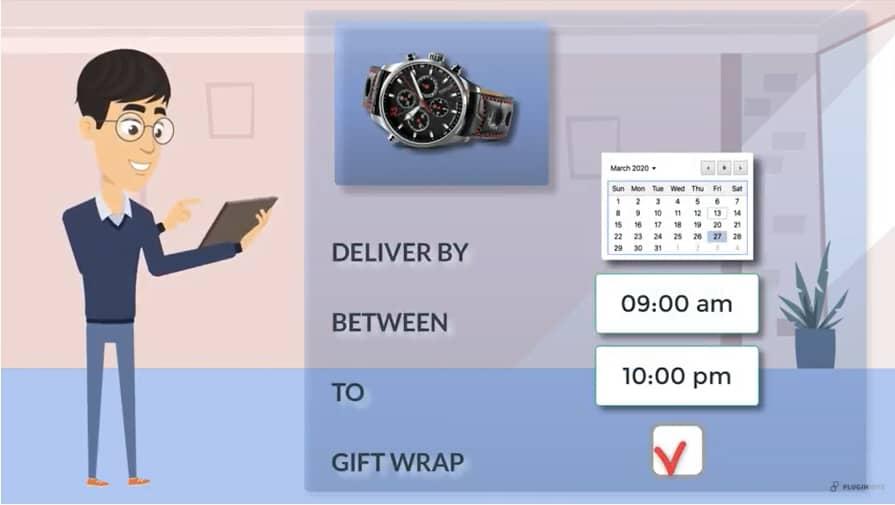 WooCommerce カスタム商品の作成と販売 - 時計販売サイト例示