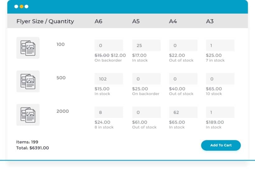 WooCommerce 大量のオプション商品のプラグイン4種の紹介