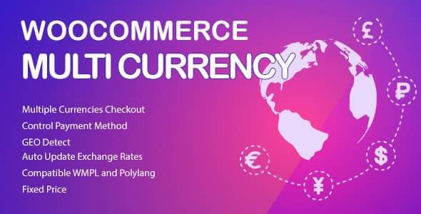 우커머스 다중 통화 플러그인 WooCommerce Multi Currency 보안 업데이트